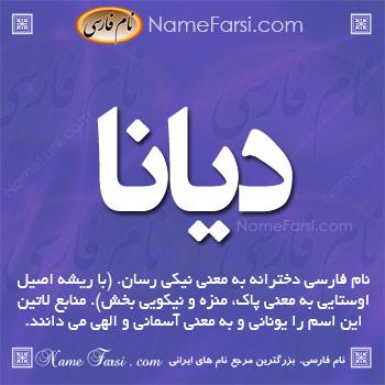 Diana name