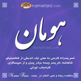 Houman name