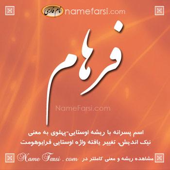 Farham name