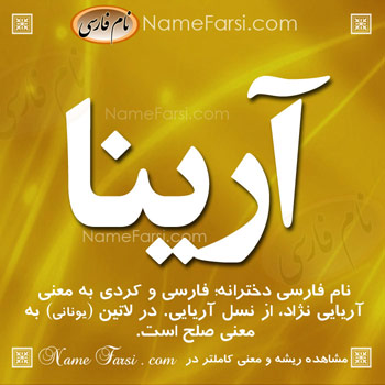 Arina name